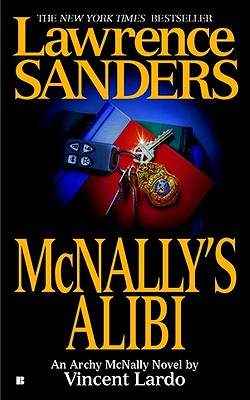McNally's Alibi By Lardo, Vincent/ Sanders, Lawrence